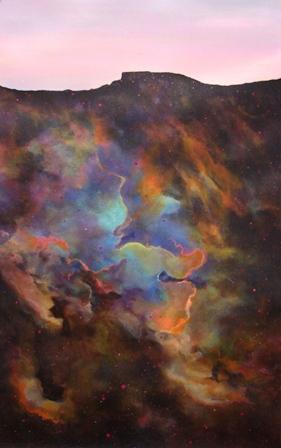 A. Sharman (Anesthetic of reality) Event horison, November, 2011