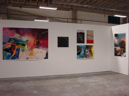 A. Sharman Anesthetic of reality, installation, November, 2011 (2)