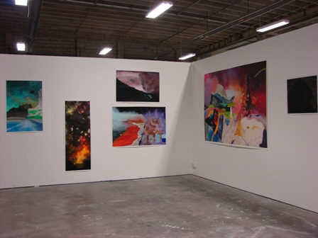 A. Sharman Anesthetic of reality, installation, November, 2011 (3)