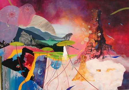 A. Sharman (Anesthetic of reality) Shaking off the anesthetic of familiarity, november, 2011