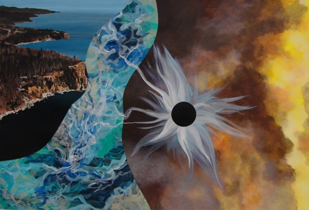 A. Sharman (Anaesthetic of reality) Undying lands, November, 2011
