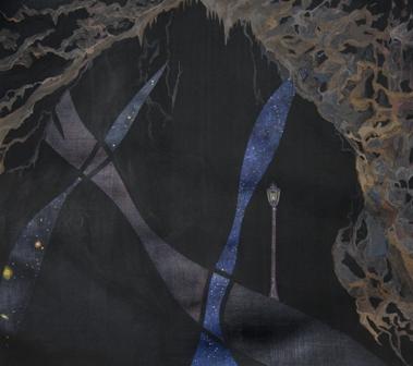 A. Sharman (Anesthetic of reality) Wood between worlds, November, 2011