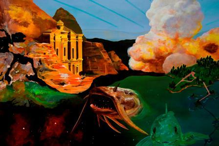 A. Sharman (Confusion) Caverns & Islands, July, 2011