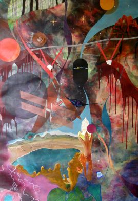 cosmic contraction january 2012 molly morphet canaday compition 001