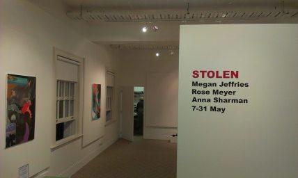 stolen exhibition 2015