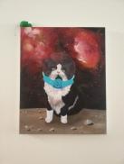 Burt in Space 2015 by Anna Sharman